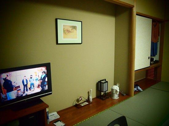 Yatsugatake Royal Hotel: Room view 2