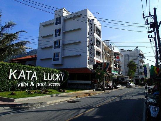 Casa e Mare: Hotel on Kok tanod Road