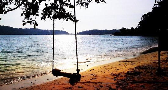 Asia Backpackers: ทราย กับ ทะเล