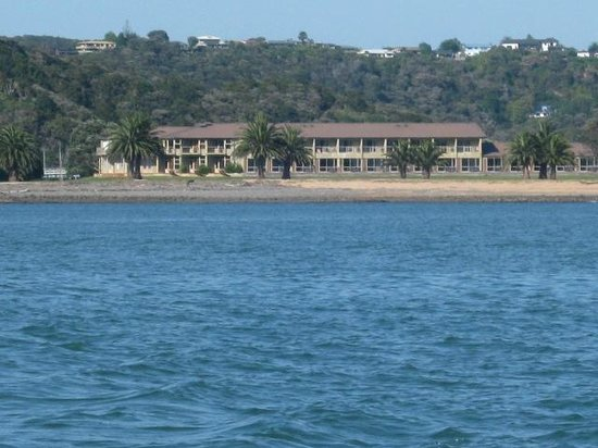 Copthorne Hotel & Resort Bay of Islands: Eastern side with Bay views