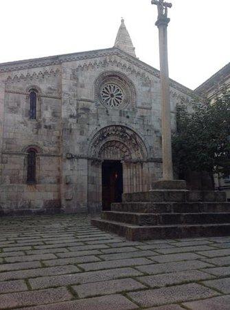 Colegiata de Santa Maria do Campo: Colegiata de Santa Maria