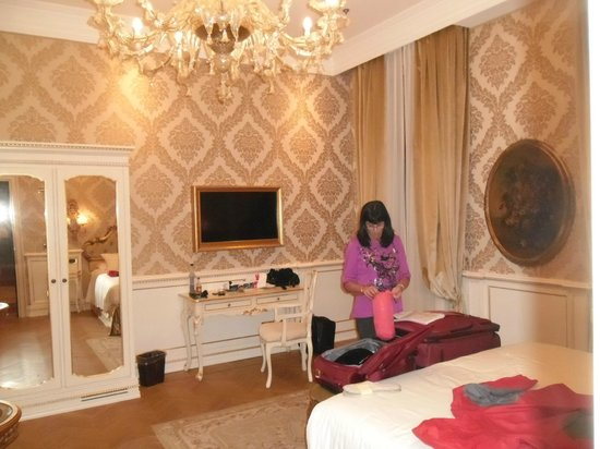 Hotel Ai Reali : Room on the first floor