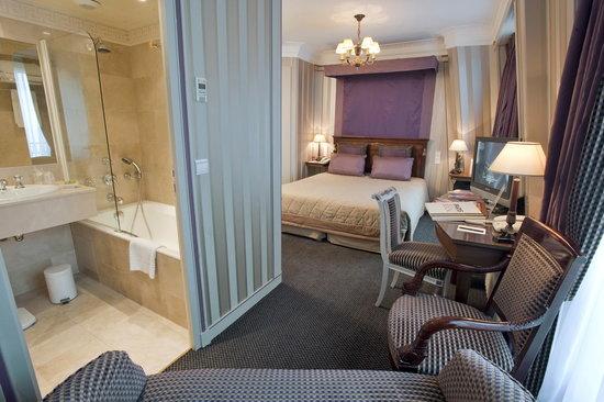 Hotel Napoleon Paris: Chambre