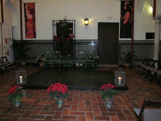La Casa del Flamenco Auditorio Alcantara: Sala