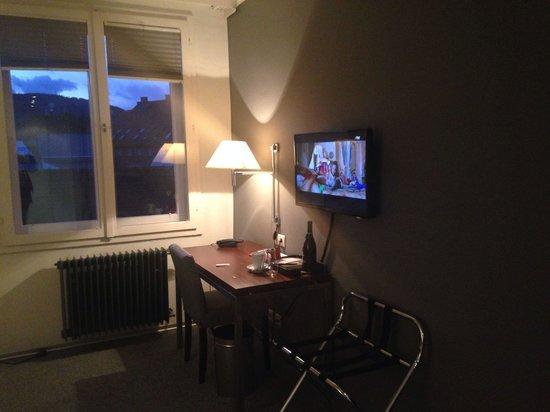 Hotel Das Weitzer: Economy room