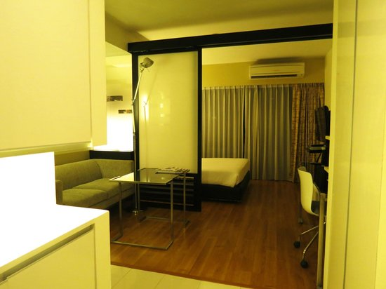 Citadines Sukhumvit 8 Bangkok: Studio Room