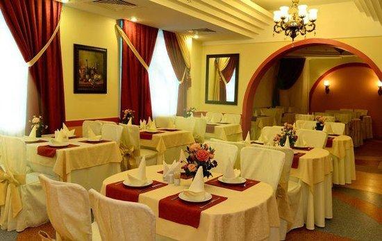 Hotel Green Line Samara: Ресторан