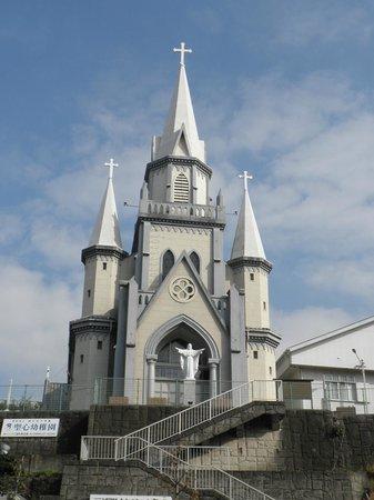 Miuracho Catholic Church : 外観