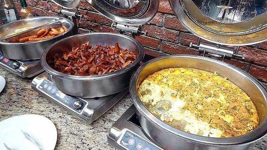 BEST WESTERN Jasper Inn & Suites: Breakfast