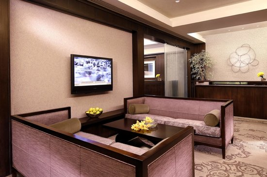Swissotel Makkah : Business Center