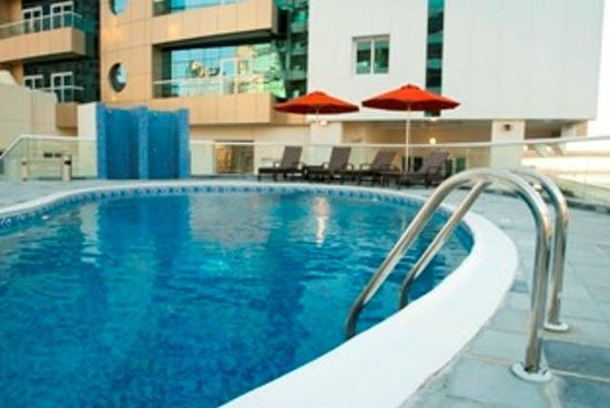 Swimming Pool Picture Of Pearl Marina Hotel Apartments Dubai Tripadvisor