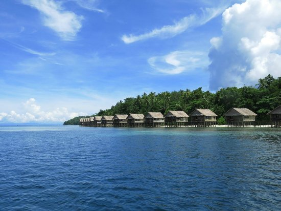 Raja Ampat, Indonesia: You are completely in nature