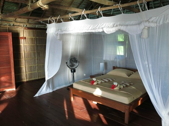 Papua Paradise Eco Resort : Room is clean