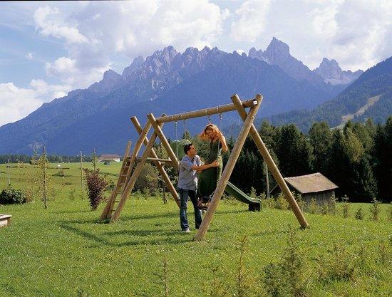 Rainerhof: Unser Spielplatz