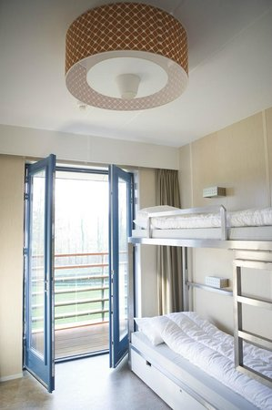 Stayokay Texel: guestroom
