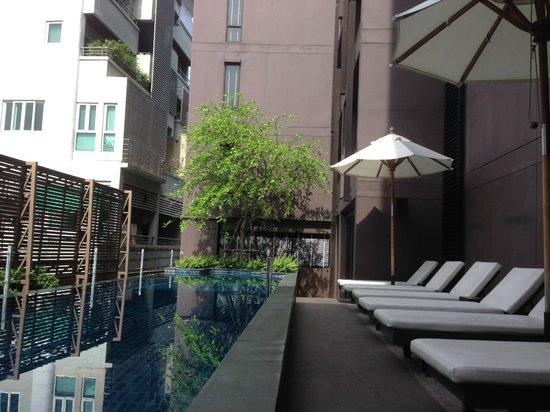Tenface Bangkok: Nice Pool