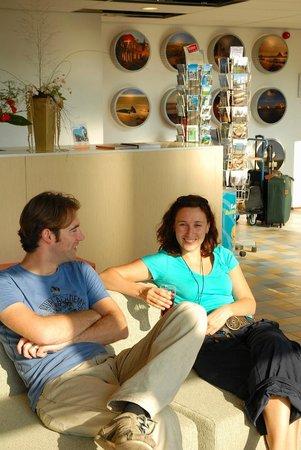 Stayokay Texel: Lobby