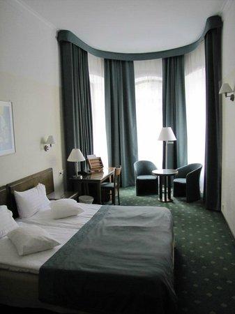 Hotel St. Barbara : Один из номеров отеля