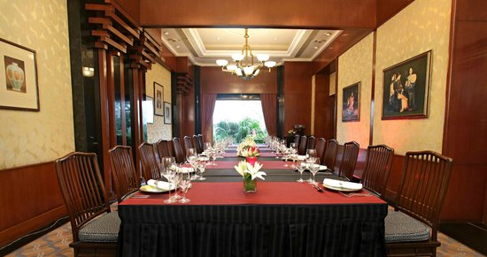 Private Dining Room at Empress of China