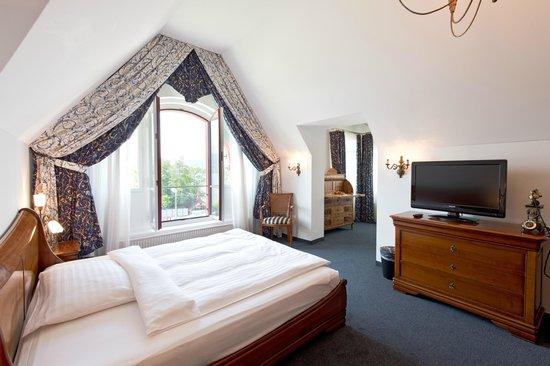Hotel Seeburg: Designer Juniorsuite Turm