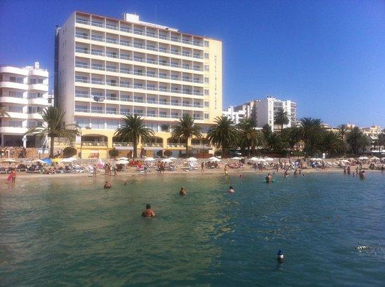 Hotel Ibiza Playa: Hotel
