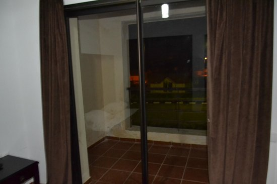 Hotel Farah Inn : балкон