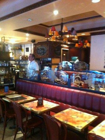 Relais Madeleine Restaurant Paris