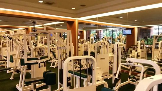 JW Marriott Hotel Bangkok: Gym - Floor 6