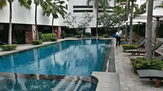 JW Marriott Hotel Bangkok: Pool