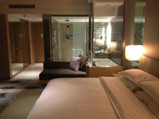 Sheraton Hsinchu Hotel : 部屋