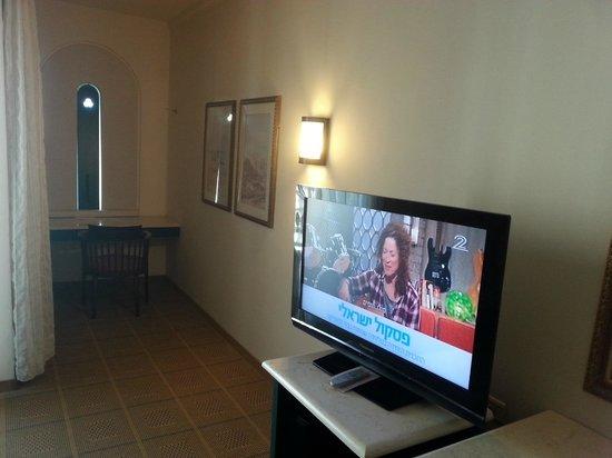 Herods Vitalis Spa Hotel Eilat: Habitacion