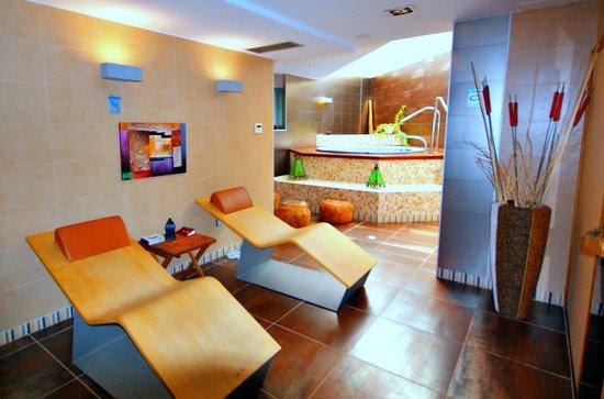 Apartamentos Leo Deluxe : Spa
