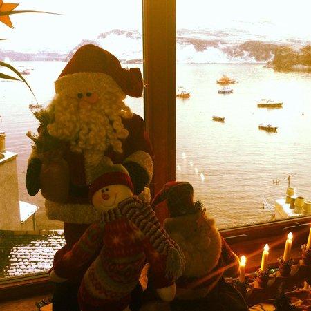 Cafe Arriba : Christmas at Arriba :)