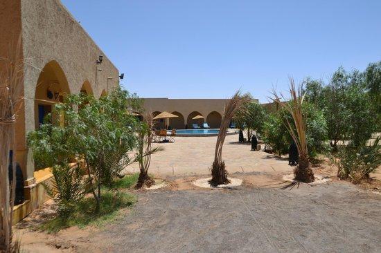 Riad Ali Totmarroc : Отель