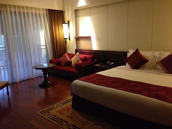 InterContinental Xishuangbanna Resort: Bedroom