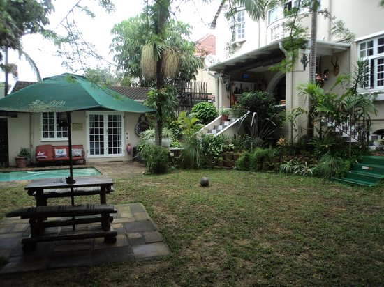 Acorn B&B in Durban: Feel the solitude within the nature