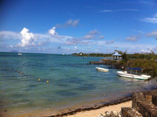 Calodyne Hotel: plage
