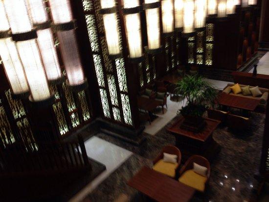 InterContinental Xishuangbanna Resort: Club lounge