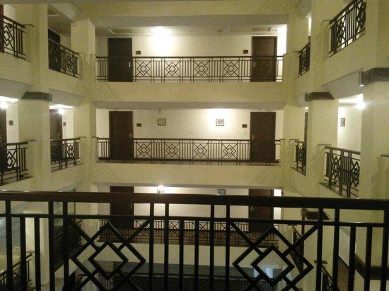 Hive Alwar: Hotel inside