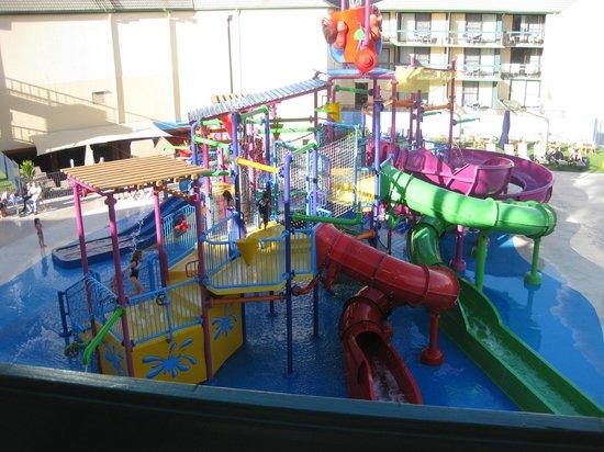 Paradise Resort Mini Waterpark - Picture of Paradise Resort