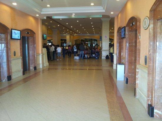 Genting Grand: rooms passage