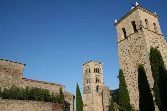 Castillo de Trujillo (Trujillo Castle) : Trujillo, spain