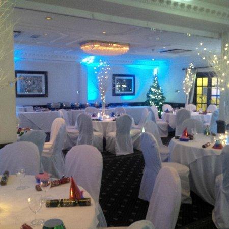 Grovefield House: Winter Wonderland Party