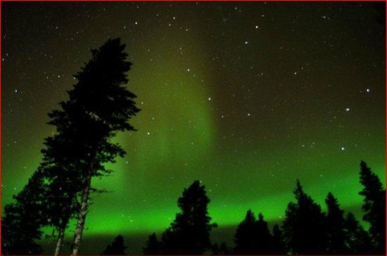 Hotel Jeris: segunda noche divisando auroras boreales