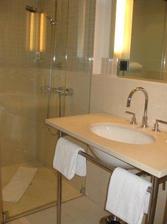 Clipper Elb-Lodge : Badezimmer