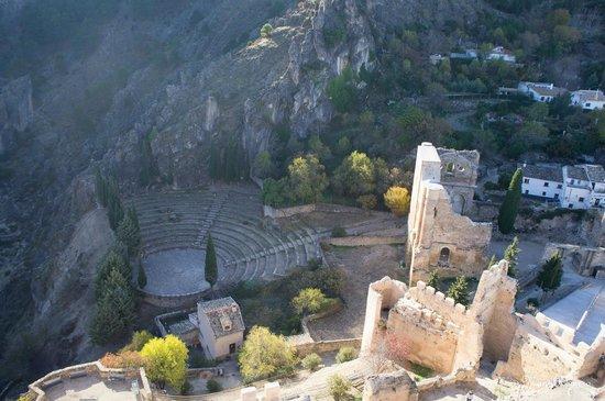 Castillo de La Iruela: Vistas desde la Torre