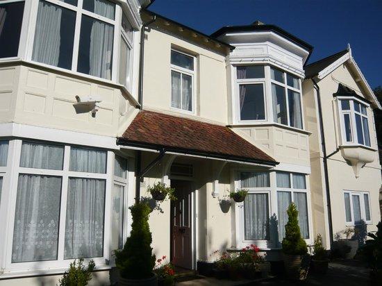 The Croft Guest House: Croft Guest House - Main Entrance