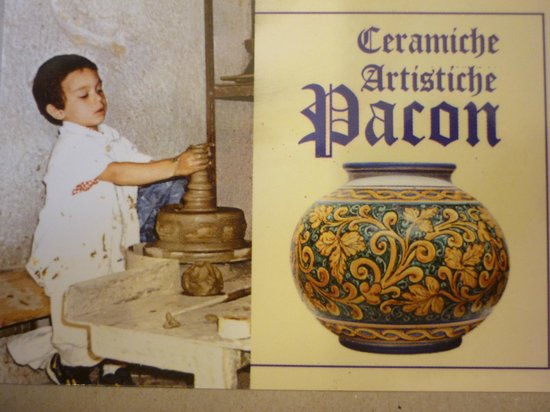 Ceramiche Artistiche Pacon