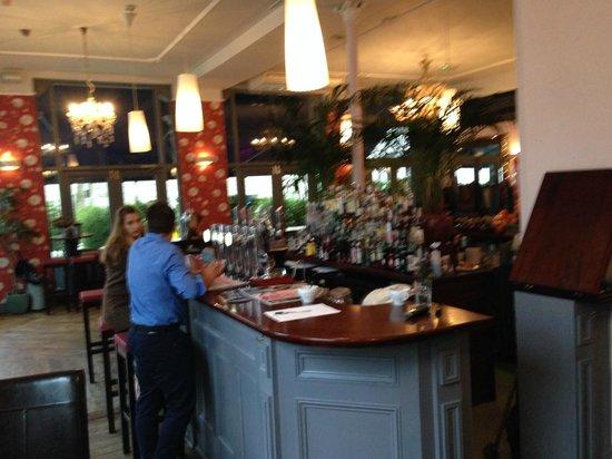 Portobello House: sala ristorante e colazioni