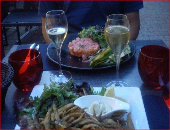 Brasserie Francotte : Francotte food